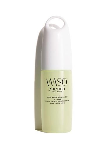 Shiseido Shiseido Waso Quick Matte Moisturizer Oil-Free Nemlendirici Renkli